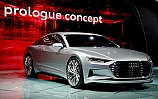 Концепт Audi Prologue превратился в кроссовер Allroad