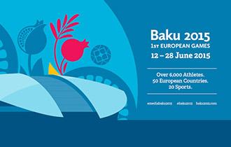 Bakı 2015 1-ci Avropa Oyunları