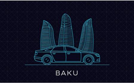 Онлайн-сервис заказа такси Uber заработал теперь в Баку