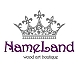 NameLand Wood Art Boutique